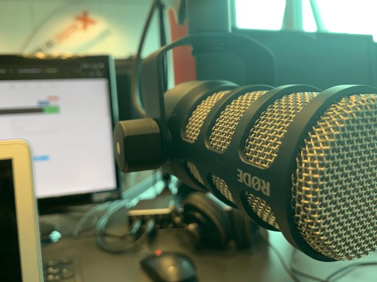 Studio Digital X Radio